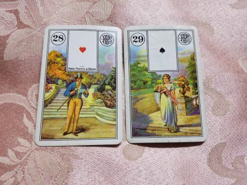ルノルマンカード 象徴カード