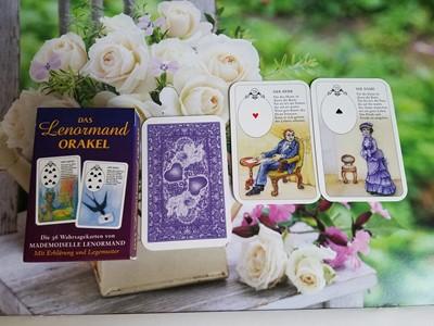 天使のルノルマンカード