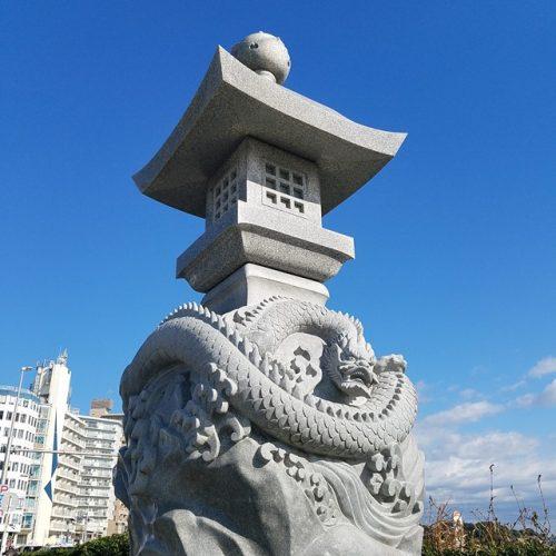 江の島 龍神