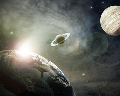 宇宙 土星