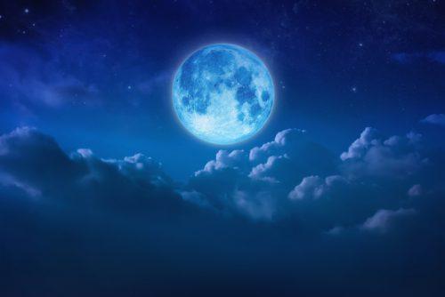 満月 ブルーMoon