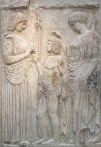 豊穣の女神デメテル セレス