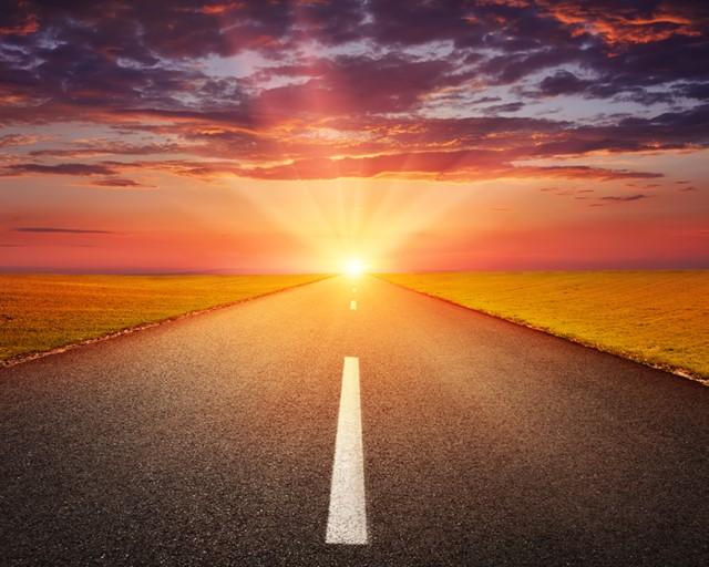 輝く太陽 人生の目的