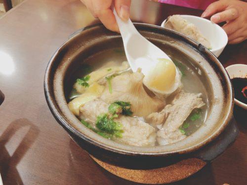 シンガポール薬膳スープ