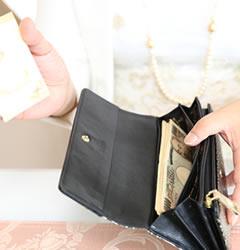 弁財天様 お財布カード