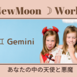 双子座新月ワーク